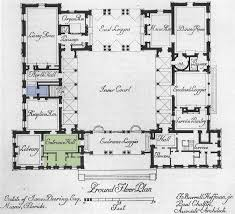 18th century home floor plans nice home zone
