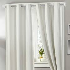 Button Top Curtains Curtains Home Big W