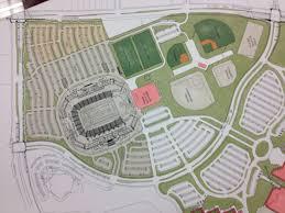 Stadium Plan Athletic Department Eagle Stadium