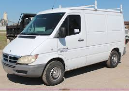 2004 dodge sprinter 2500 big horn service van item h6167