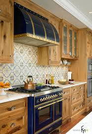 best kitchen backsplash using patterned tiles combined with