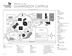 Georgia State University Campus Map by University System Of Georgia Kennesaw State University Acalog
