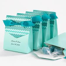 Tiffany Color Party Decorations Bride U0026 Co Chevron Favor Bags 25 Pcs Favor Bags Favor