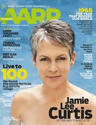 how to get jamie lee curtis hair color photo jamie lee curtis on the cover of aarp the ljworld com