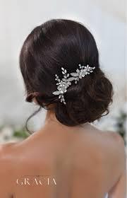 bridal hair pins chara flower bridal hair pins by topgracia