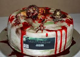 walking dead cake ideas fandom friday awesome walking dead cakes