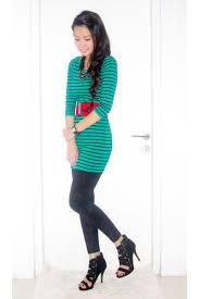 green h u0026m dresses red mango belts black mango leggings black