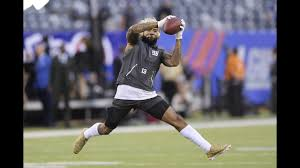 Giants Parade Route Map by Odell Beckham Jr Active For New York Giants Against Lions Wpxi