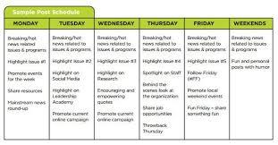 best social media marketing plan template marketing planmedia