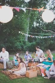 Backyard Picnic Ideas Best 25 Picnic Wedding Receptions Ideas On Pinterest Picnic