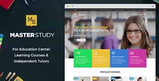masterstudy education center wordpress theme website templates
