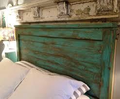 Distressed Wood Headboard Distressed Wood Headboard King Home Design Ideas