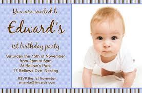 1st birthday invitation wording ideas amazing invitations cards