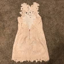 55 off free people dresses u0026 skirts free people jessa foil lace