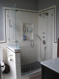 Modern Subway Tile Bathroom Designs Inspirational Design Subway - Modern subway tile bathroom designs