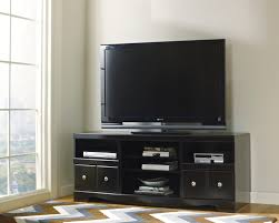 ashley furniture shay lg tv stand in black local furniture outlet