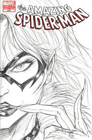 black cat sketch cover by jamietyndall on deviantart