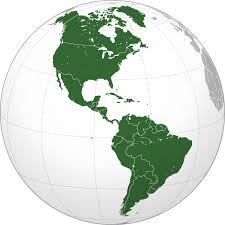 Countries In South America Map by Americas Wikipedia