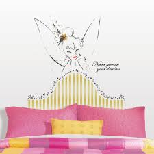 magical fairy bedroom decor ideas fairy bedroom decor ideas tinkerbell dreams large wall accent sticker