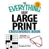 large print books for elderly the everything easy large print crosswords book volume v 150