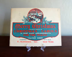 vintage piano book merry a baker s dozen of