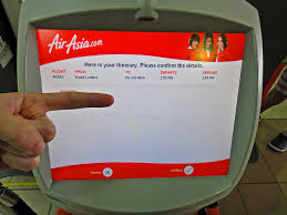 airasia liquid air asia self check in step by step guide to checking in at the