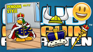 club penguin gift card all items in the may gift shop catalog club penguin