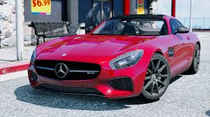 mercedes 2016 2016 mercedes benz amg gt add on gta5 mods com