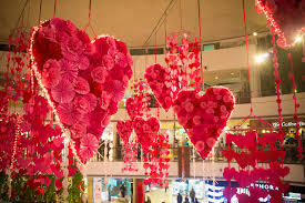 Valentines Day Decor Valentine U0027s Day Décor At Select Citywalk Eventalyare