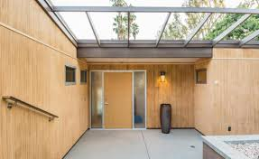 Mid Century House by Mid Century Modern Architecture Real Estate Sunset Strip