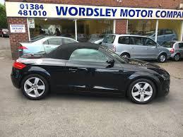 used audi tt 2007 for sale motors co uk