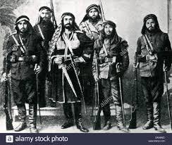 Ottoman Army Ww1 Kurdish Soldiers In Turkish Army Ww1 Stock Photo 66168745 Alamy