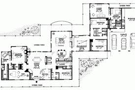 One Level House Plans House Plan 95254 At Familyhomeplanscom One Level Ranch House