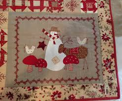 humble quilts scandinavian christmas