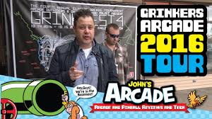 grinkers grand palace arcade tour 2016 amazing place grinkfest4