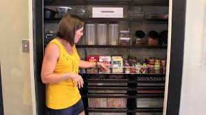 How To Organize A Pantry With Deep Shelves by Organize Your Pantry Youtube