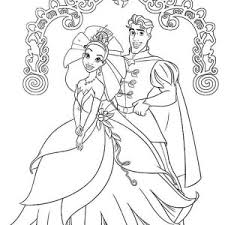 100 princess tiana coloring pages disney archives coloring