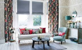 Venetian Blinds Inside Or Outside Recess Focus On Window Treatments Roller And Roman Blinds Real Homes