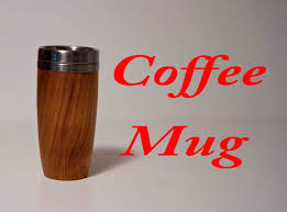 Wood Lathe Projects For Free by Wood Turning Coffee Mug Youtube