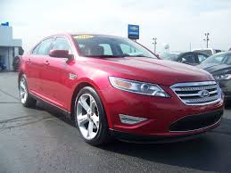 used 2010 ford taurus for sale ligonier in