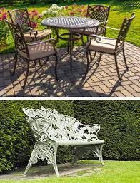 outdoor furniture fencing powder coating ricks wheels