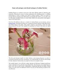 online florists some advantages and disadvantages of online florists 1 638 jpg cb 1361484609