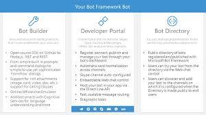 setting up microsoft bot framework dev environment packt books