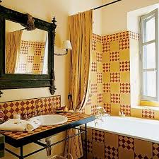 yellow tile bathroom ideas 51 best home style summer yellow images on bathroom