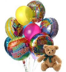 balloon delivery scottsdale birthday balloons 12 mixed balloons