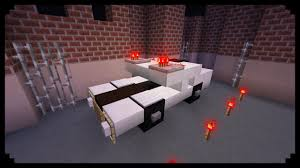 Minecraft How To Make A Furniture by Minecraft How To Make A Police Car Youtube