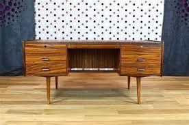 bureau design scandinave bureau design scandinave bureau design en teak vintage bureau design