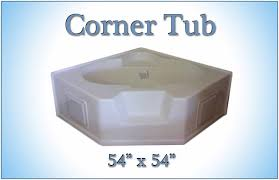 Bathtub Corner Water Stopper Bath Tubs And Showers For Mobile Home Manufactured Housing