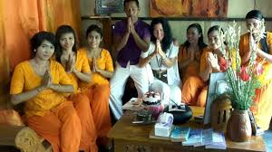 sound healing at shambala spa ubud bali youtube