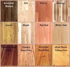 oak versus maple flooring meze